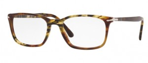 Okulary PERSOL TORTOISE GREEN BROWN PO3189V-1079
