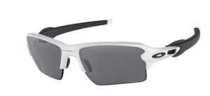 Okulary OAKLEY Flak 2.0 XL WHITE.PRIZM BLACK POLAR OO9188-81