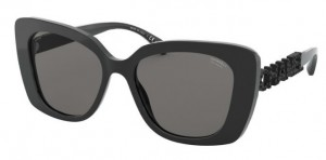 Okulary CHANEL Black POLAR GREY CH5422B-C501T8