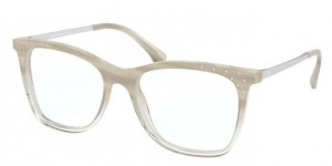 Oprawki CHANEL STRIPPED BEIGE/TRANSPARENT BEIGE CH3379B-1652