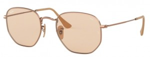 Okulary RAY BAN 3548N Copper / Evolve Light Brown ORB3548N-9131S0
