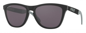 Okulary OAKLEY FROGSKIN MIX Matte Blac / Prizm Grey 9428-01