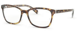 Oprawki RAY-BAN 5362 Top Havana on Transparent  ORX5362-5082