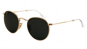 Okulary RAY BAN 3447 ROUND METAL Arista / G-15XLT ORB3447-001 (1)