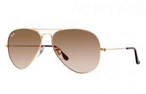 3025 AVIATOR LARGE Arista / Faded Brown / ORB3025-001/51 (1)