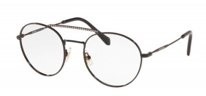 Oprawki MIU MIU Core Collection Black MU51RV-1621O1