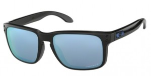 Okulary OAKLEY HOLBROOK Polished Black / Prizm Deep H2O Polar oo9102-C1