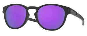 OAKLEY LATCH Matte Black / Prizm Violet oo9265-55