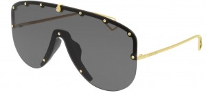Okulary Gucci Gold / Grey GG0667S-001