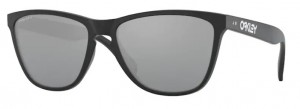 Okulary OAKLEY FROGSKIN 35TH Matte Black / Prizm Black oo9444-02