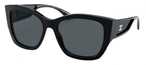 Okulary CHANEL Black / Grey CH5429-C501S4