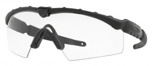 Okulary OAKLEY BALLISTIC M FRAME 2.0 Matte Black / Clear Photochromic oo11-197