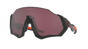 Okulary Oakley FLIGHT JACKET Matte Black / Prizm Road Black oo9401-13