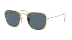Okulary RAY BAN FRANK Legend Gold ORB3857-9196R5