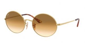 Okulary RAY BAN GOLD ORB1970-914751
