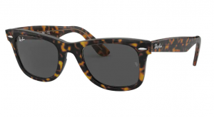 Okulary RAY BAN WAYFARER HAVANA ON TRANSPARENT LIGHT BRO ORB2140-1292B1