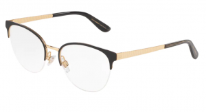 Okulary DOLCE&GABBANA MATTE BLACK/GOLD DG1311-1311