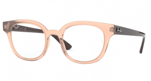 Oprawki RAY BAN 4324V TRANSPARENT LIGHT BROWN RX4324V-5940