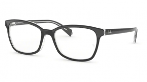 Oprawki RAY-BAN 5362 TOP BLACK ON TRANSPARENT ORX5362-2034