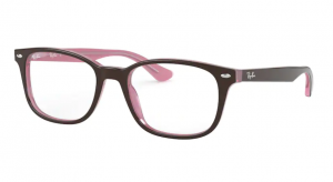 Oprawki RAY BAN 5375 TOP BROWN ON OPAL PINK ORX5375-2126