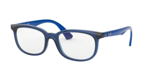 Oprawki RAY BAN 1584 TRANSPARENT BLUE ORY1584-3686