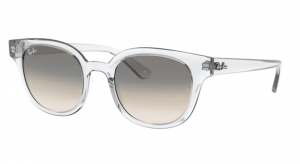 Okulary RAY BAN TRANSPARENTE/ CLEAR GRADIENT GREY RB4324-644732