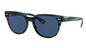 Okulary RAY BAN 4368N STRIPED BLUE HAVANA ORB4368N-643280
