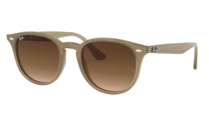 Okulary RAY BAN SHINY OPAL BEIGE/ BROWN GRADIENT ORB4259-616613