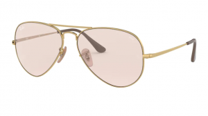 Okulary RAY BAN 3689 GOLD/LIGHT PINK ORB3689-001/T5