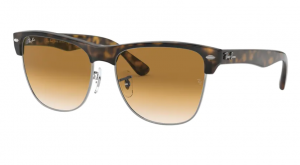RAY BAN CLUBMASTER DEMI SHINY HAVANA/GUNMETAL/BROWN GRADIENT ORB4175-878/51