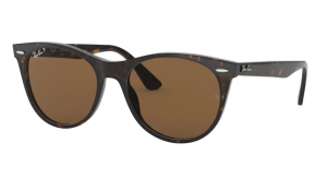 Okulary RAY BAN 2185 Stripped Havana / Brown Polar ORB2185-902/57