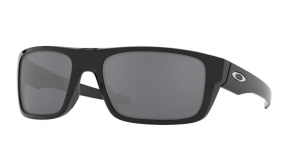 Okulary OAKLEY DROP POINT Polished Black / Black Iridium oo9367-02