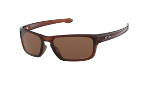 Okulary OAKLEY SLIVER STEALTH Polished Rootbeer / Prizm Tungsten oo9408-02