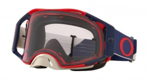 Gogle MX OAKLEY AIRBRAKE Heritage B1B Red Navy /  Prizm Low Light OO7046-86