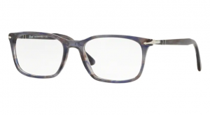 Okulary PERSOL STRIPPED GREY PO3189V-1083
