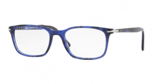 Okulary PERSOL STRIPPED BLUE PO3189V- 1053