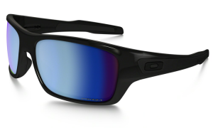 Okulary OAKLEY TURBINE Polished Black / Prizm Deep H2O Polar oo9263-14