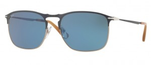 Okulary PERSOL Blue / Light Brown / Light Blue PO7359S-1071/56