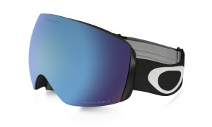 Gogle snow OAKLEY FLIGHT DECK XM Matte Black / Prizm Sapphire Iridium oo7064-41