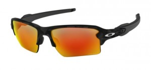 Okulary OAKLEY Flak 2.0 XL Black Camo / Prizm Ruby Iridium oo9188-86