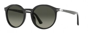 Okulary PERSOL Black / Grey Gradient Dark Grey PO3214S-95/71