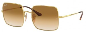 Okulary RAY BAN 1971 Gold / Clear Gradient Brown ORB1971-914751