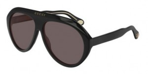 Okulary Gucci Black / Grey GG0479S-001