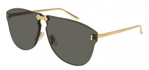 Okulary Gucci Gold / Grey GG0354S-001