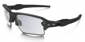 Okulary OAKLEY Flak 2.0 XL Steel / Black to Clear Photochromic oo9188-16
