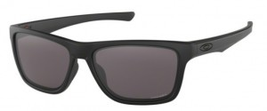 Okulary OAKLEY HOLSTON Matte Black / Prizm Grey oo9334-08