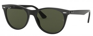Okulary RAY BAN 2185 Black / Green ORB2185-901/31