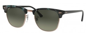 RAY BAN CLUBMASTER  Grey Green / Grey Gradient ORB3016-125571