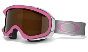 Gogle snow OAKLEY AMBUSH Dark Pink / Black Iridium 57-759