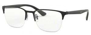 Oprawki RAY BAN 6428 Black on Top Matte Black ORX6428-2995